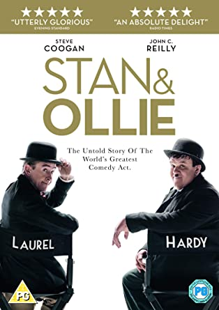 Stan and Ollie [DVD] [2019]: Amazon co uk: Steve Coogan