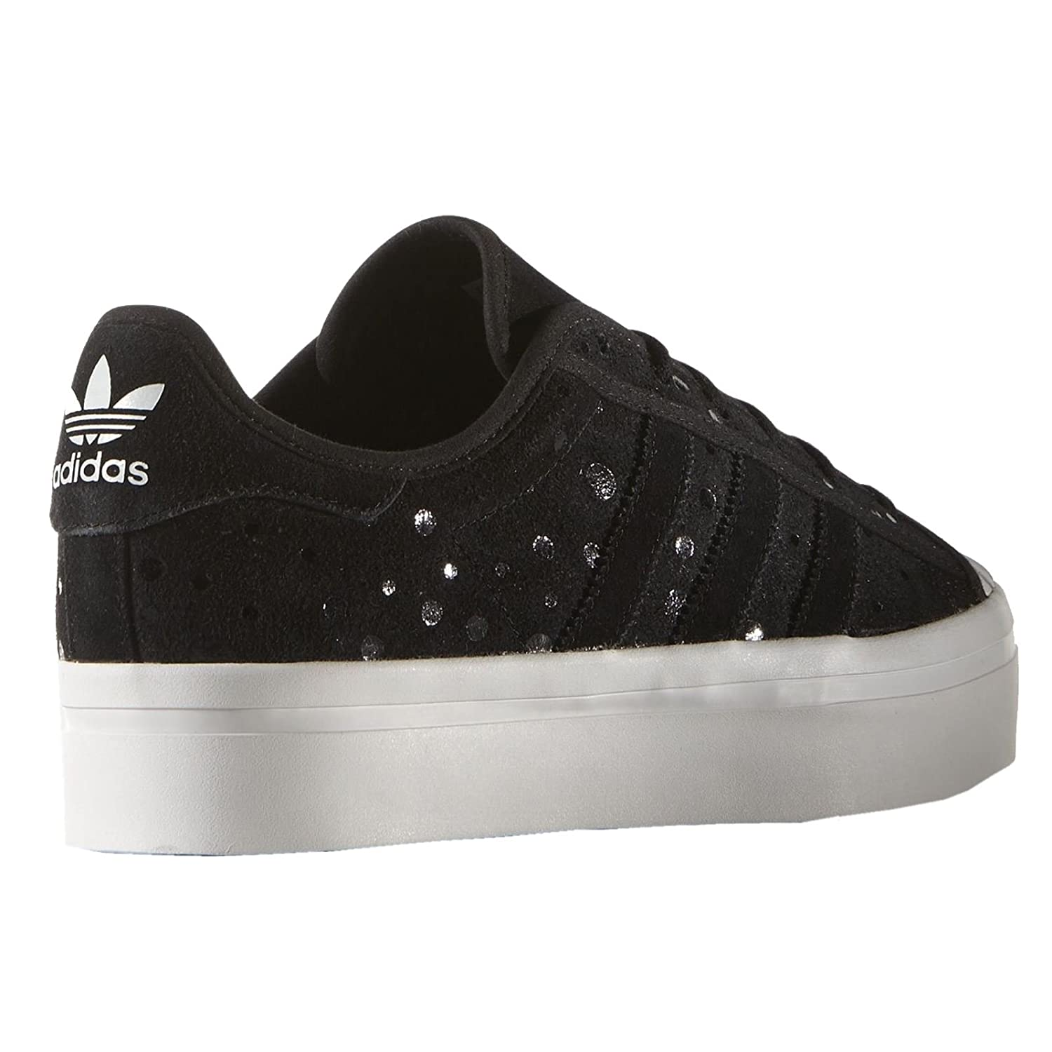 reputable site e4449 0ce4b Sale wholesale outlet 6bfd8 f381a  Adidas Superstar Rize W, negros, Adidas  blanco Black Los pun presenting 5ba17 9477a ...