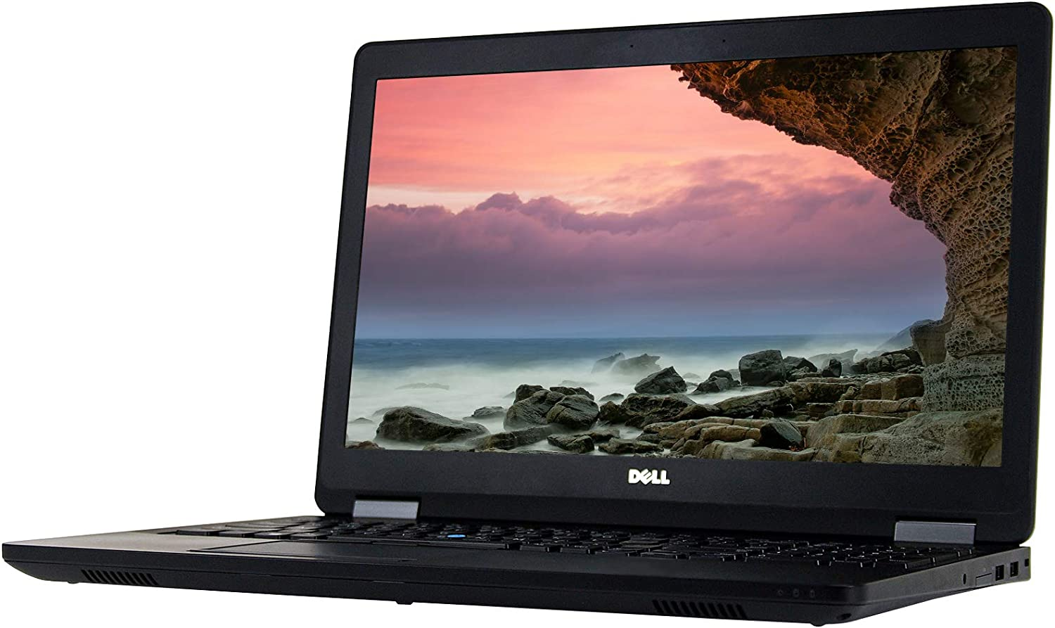 DELL Latitude E5570 15.6in Laptop, Core i5-6300U 2.4GHz, 8GB Ram, 180GB SSD, Windows 10 Pro 64bit (Renewed)