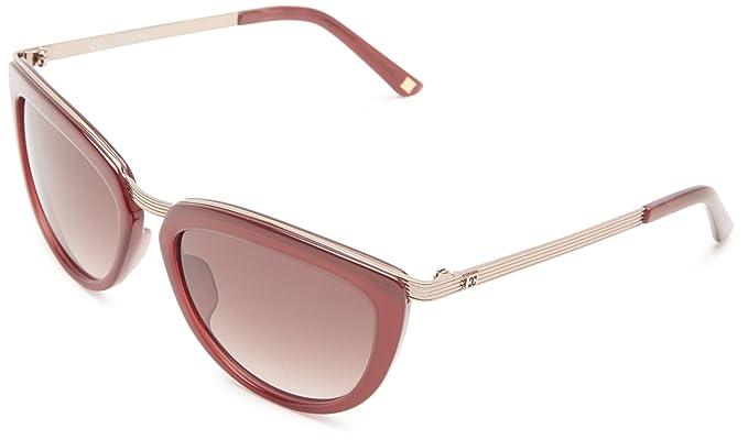 0b65ea938f8 Escada Sunglasses SES806-A40 Cat-Eye Sunglasses  Escada  Amazon.co.uk   Clothing