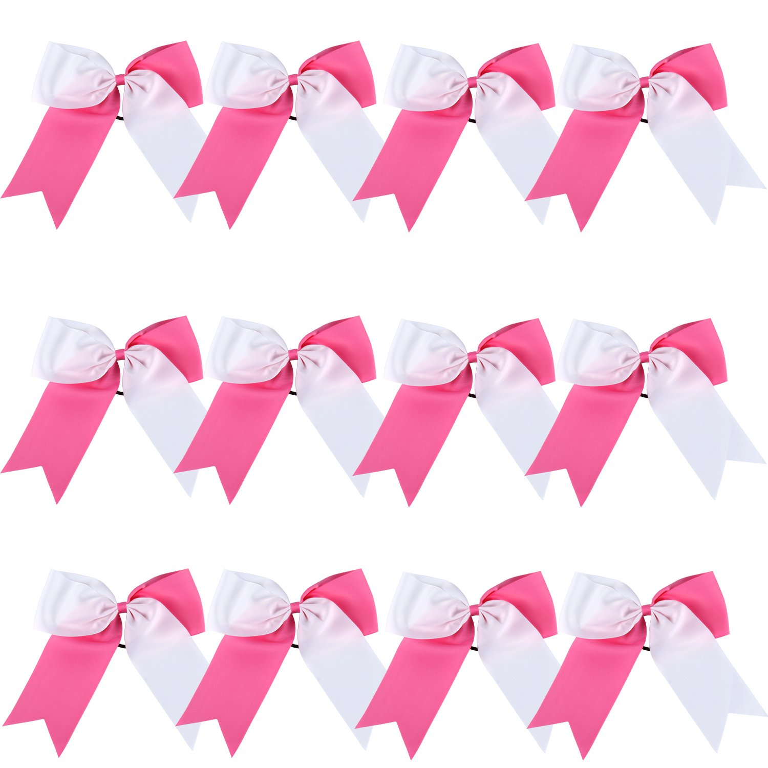 hot pink red 8 white soccer hair bow lot of 6 green soccer hair bows 12 hair bow wholesale soccer bow lot 10 blue purple orange