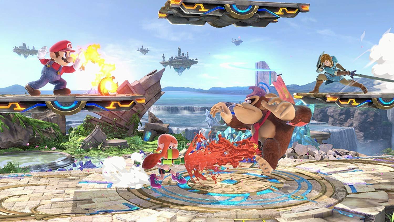 Amazon com: Super Smash Bros  Ultimate - Nintendo Switch