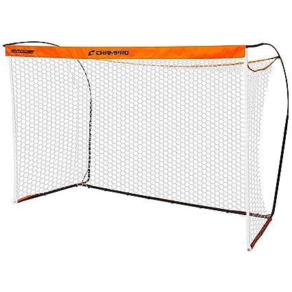 aa77e776b Amazon.com : CHAMPRO Pro Style Soccer Goal, 6' x 4' : Sports & Outdoors
