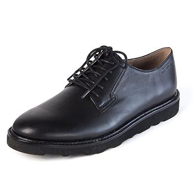 Men's Ali Leather Shoes Black