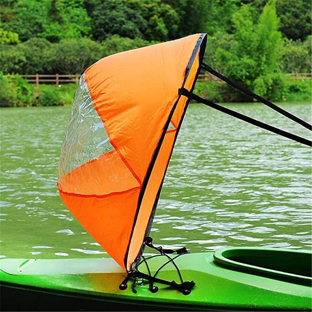 Ueasy Tandem - Kit de toldo para Kayak Transparente para ...