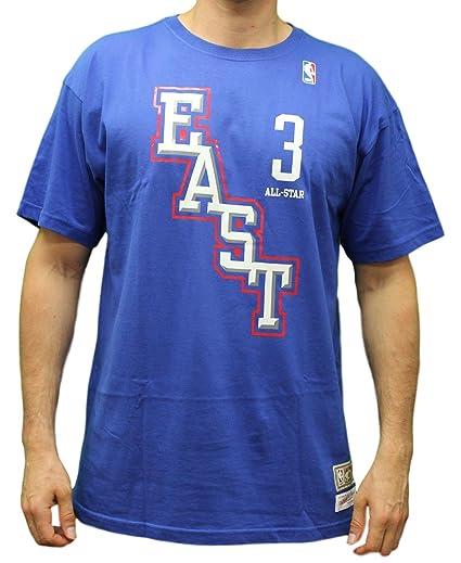Amazon.com   Mitchell   Ness Allen Iverson 2004 All-Star East NBA ... c331dd1ce