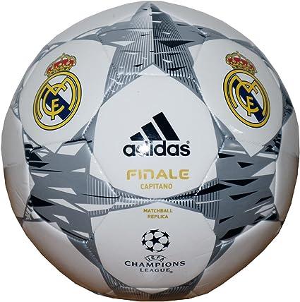 adidas Balón de fútbol del Real Madrid, Copa de Europa, temporada ...