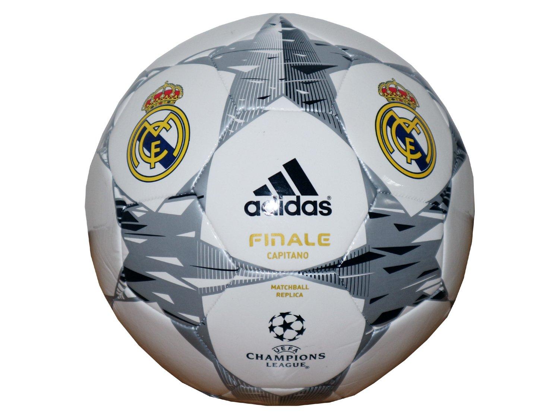 Balón Real Madrid Finale 14 Capitano: Amazon.es: Deportes y aire libre