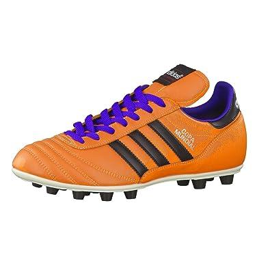 huge selection of 81eb0 3da80 Adidas Copa Mundial FG Fußball Schuhe Orange Solar Rot Blau Schwarz  Einzigartig Designed