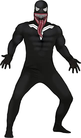 Guirca- Disfraz adulto superhéroe oscuro, Talla 48-50 (84742.0 ...