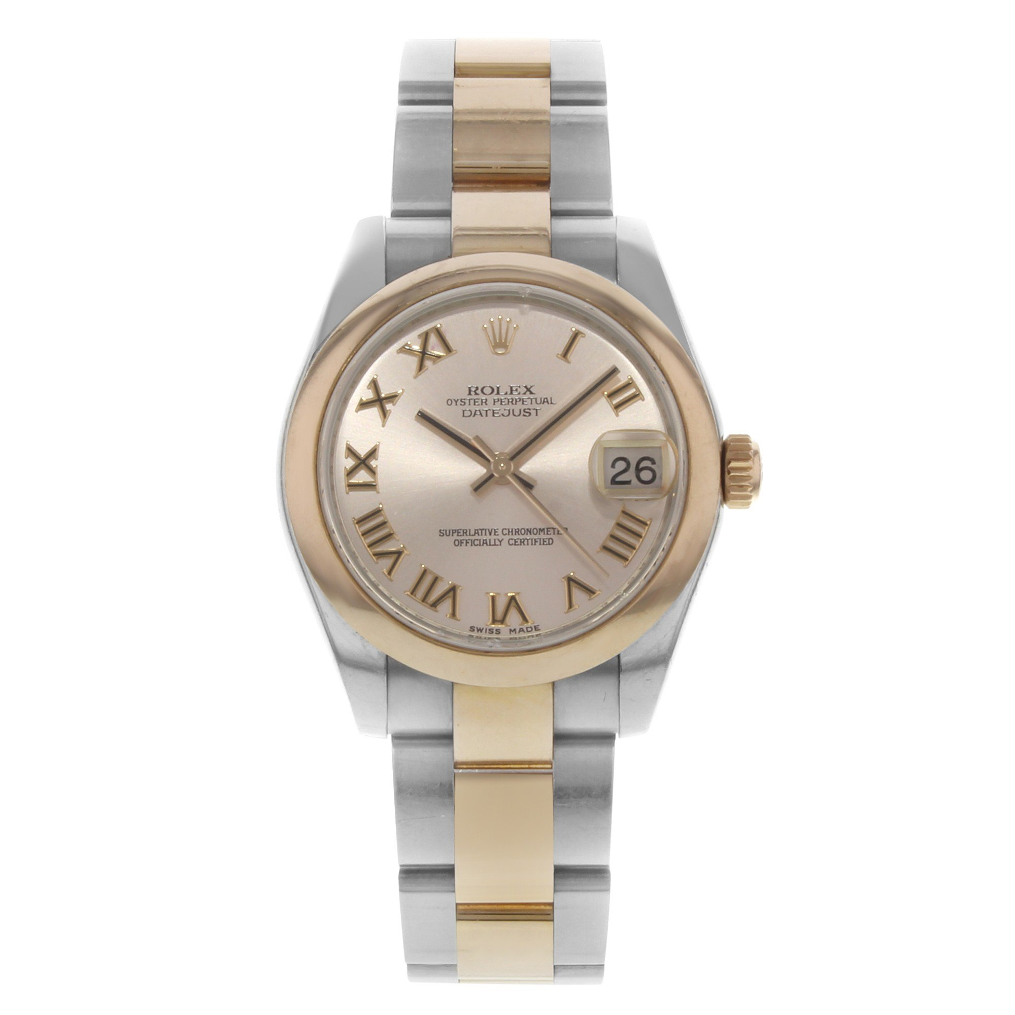 Rolex Datejust automatic-self-wind womens Watch 178241 (Certified Pre-owned)