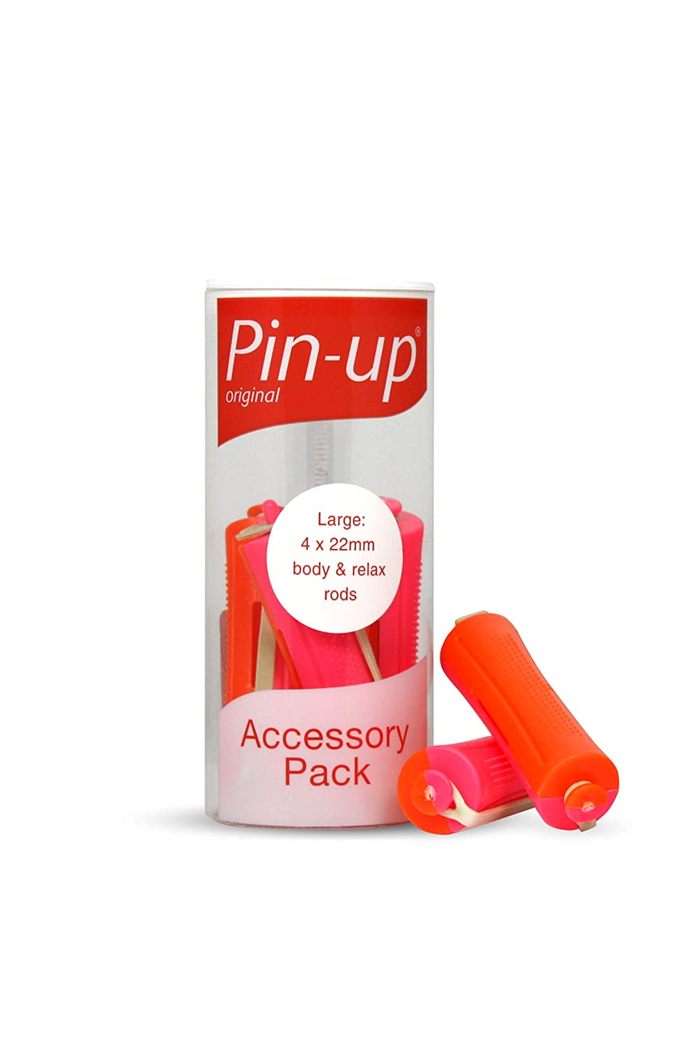Pin Up Perm Rods Large Body and Relax Pack of 4 Pin-Up 527504