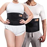 Plus Size Umbilical Hernia Support Belt I Pain and Discomfort Relief from Umbilical, Navel, Ventral and Incisional Hernias I