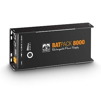 Palmer BATPACK 8000 Fuente de Alimentacion