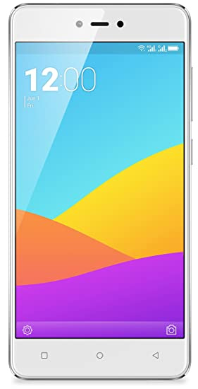 Gionee F103 Pro 3 GB RAM - White: Amazon in: Electronics