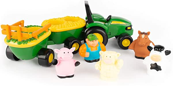 John Deere 34908 Animal Sounds Hayride