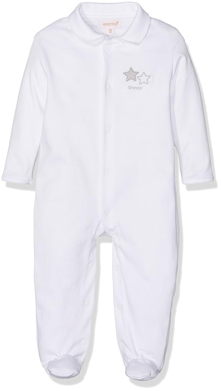 Gocco S76LPLNA501, Conjuntos de Pijama para Bebés, Blanco, 12-18 Meses: Amazon.es: Ropa y accesorios