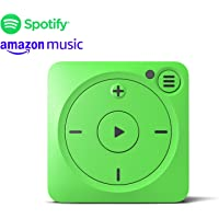 Mighty Vibe Spotify et Amazon Music Player - Musique et podcasts sans téléphone Portable - Synchroniser avec Bluetooth ou WLAN - Shamrock Green