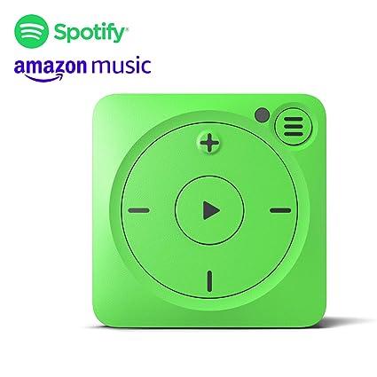 Mighty Vibe Reproductor de música Spotify y Amazon Music - Shamrock Green - Clip Deportivo, para Auriculares Bluetooth y con Cable - Reproductor ...