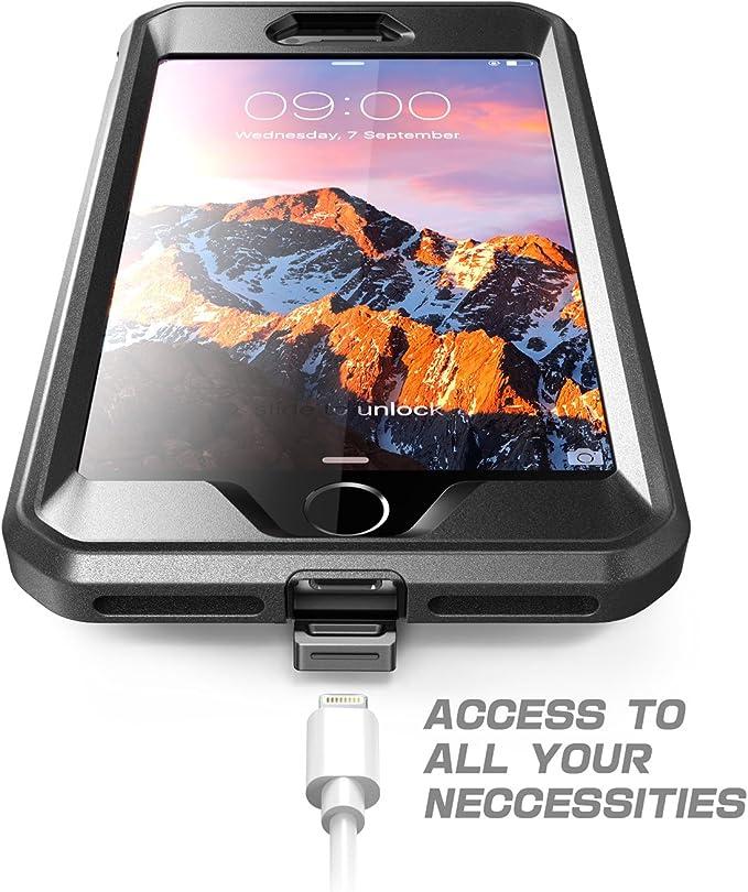 Supcase- Funda Unicorn Beetle Pro para iPhone 7/8 Plus,Carcasa ...