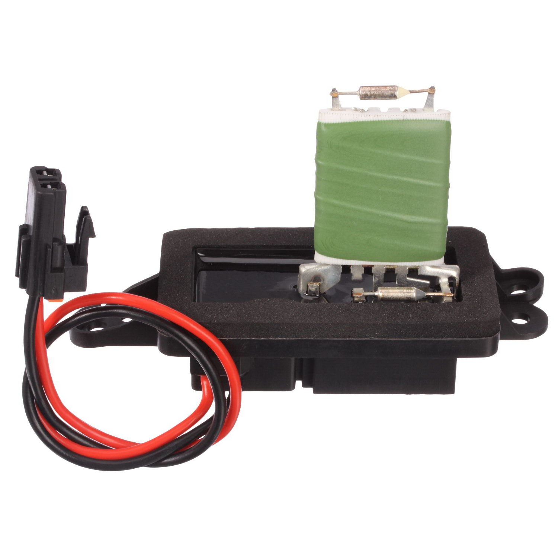 Heater Blower Motor Resistor 89019100 With Plug Truck Wiring Diagram Besides Garage Door Opener Pigtail For Rainier Trailblazer Gmc Envoy Automotive