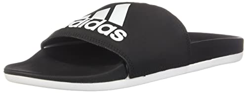 23ed731765112f adidas Adilette Cloudfoam Plus Mono Slides  Amazon.ca  Shoes   Handbags