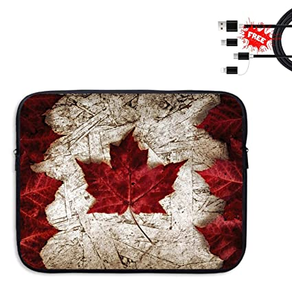sports shoes 8abcc 3b929 Amazon.com: Canada Customized Designed-13/15 Inch Water Proof Laptop ...