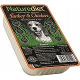 Naturediet Turkey & Chicken 390g x 18 packs
