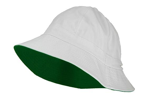 Largemouth Raoul Duke Las Vegas Driving White Costume Bucket Hat   Amazon.ca  Clothing   Accessories 6ccbe14aa1a