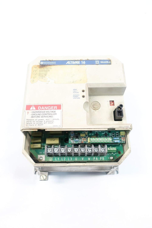 Telemecanique ATV16U18N4 Altivar 16 Ac Vfd Drive 400//460v-ac 0.1-200hz 1hp