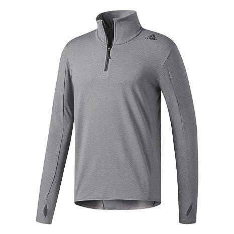 b143c0474bec adidas Men s Supernova 1 2 ZIP Sweatshirt  adidas  Amazon.co.uk ...