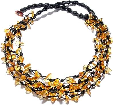 amazon collier ambre femme