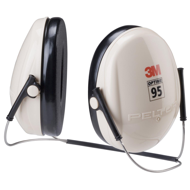 3M 防音 イヤーマフ JIS適合品 PELTOR ネックバンド式 H6B/V