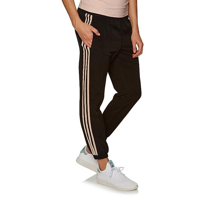 adidas Originals - Pijama de una Pieza - para Hombre Negro Negro (44 ES Regular: Amazon.es: Ropa y accesorios