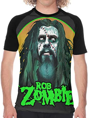 Amazon.com: Rob Zombie Past Present & Future Men's