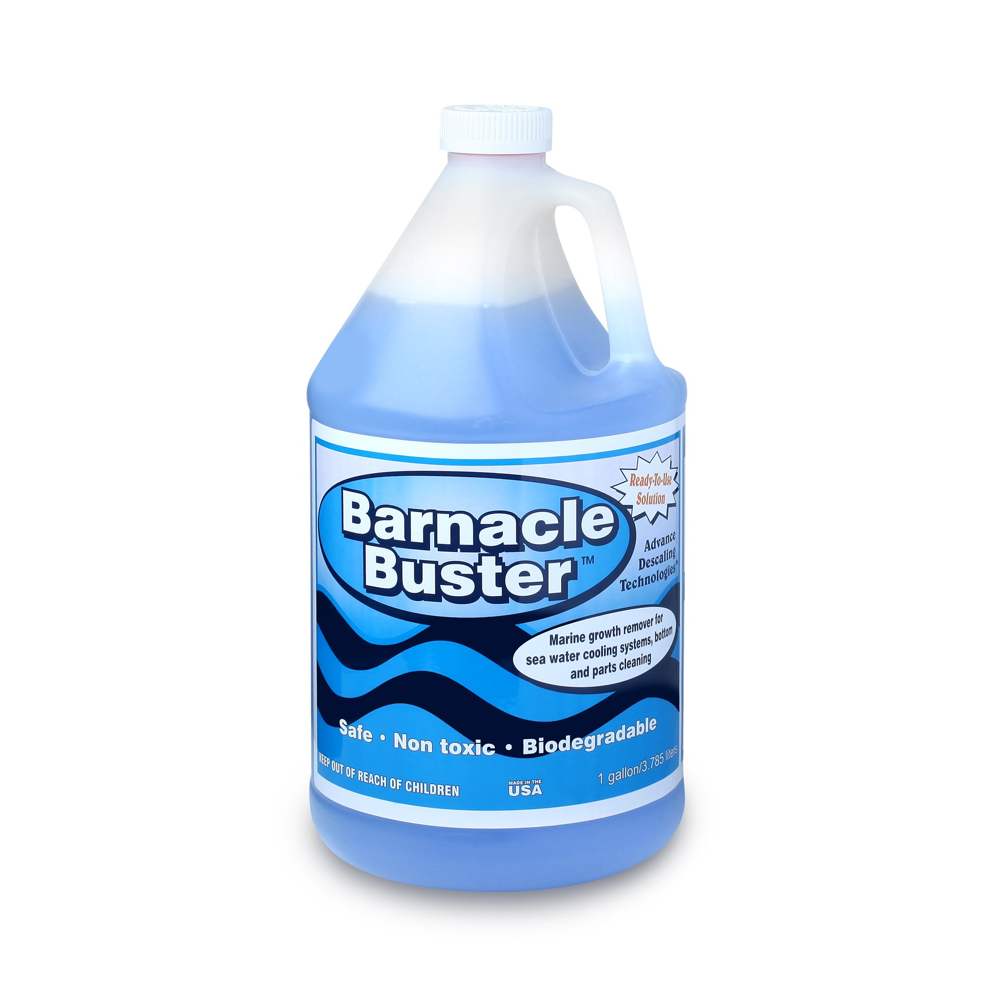 Trac Ecological 1208-MC BARNACLE BUSTER-MARINE 1 GAL