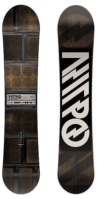 Nitro Magnum Snowboard, Marrone, 159