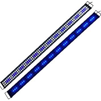 Led Aquarium Beleuchtung 200 Cm | Aquarien Eco Aquarium Beleuchtung Led Aufsetzleuchte Lampe Licht