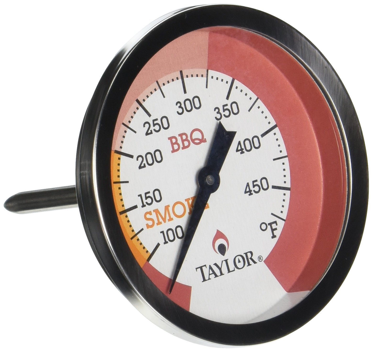 Taylor Grill Smoker Thermometer by Taylor Precision Products (Image #1)
