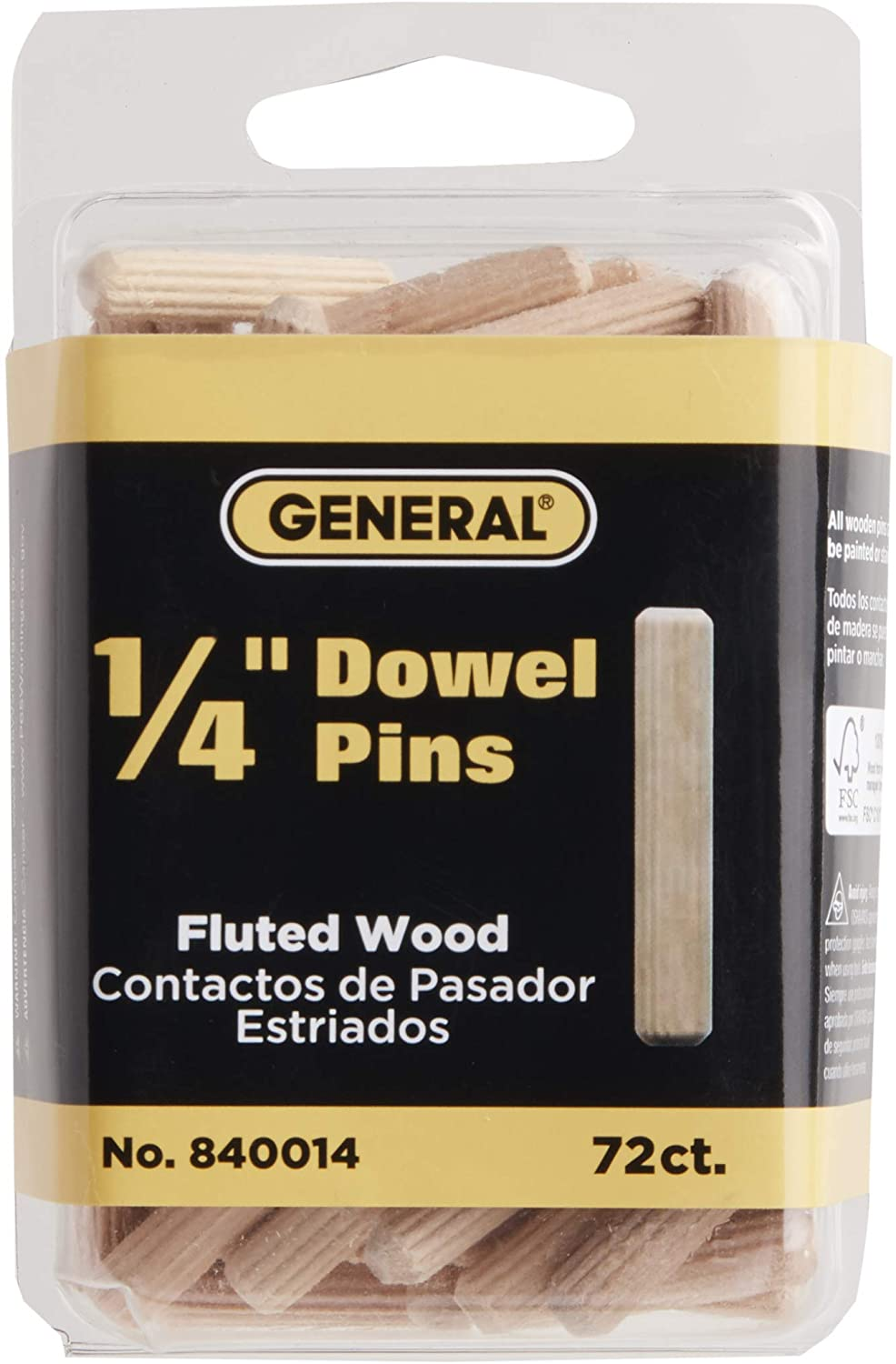1//2 x 1-3//4 Wooden Dowel Pins 50, 1//2 X 1-3//4 Straight Fluted Wooden Dowel Pins Fluted Wooden Dowel Pins Fluted Dowel Pins Fluted Wood Dowel Pins Wood Dowel Pins for Furniture