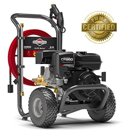 Briggs & Stratton Elite 3300 PSI Gas Pressure Washer