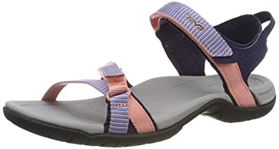 4cb097e1b5e6 Teva Women s Verra W s Ankle Strap Sandals  Amazon.co.uk  Shoes   Bags