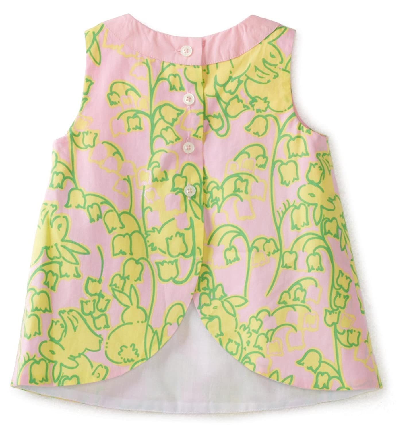 Amazon Lilly Pulitzer Baby girls Shift Dress With Bow Lillys