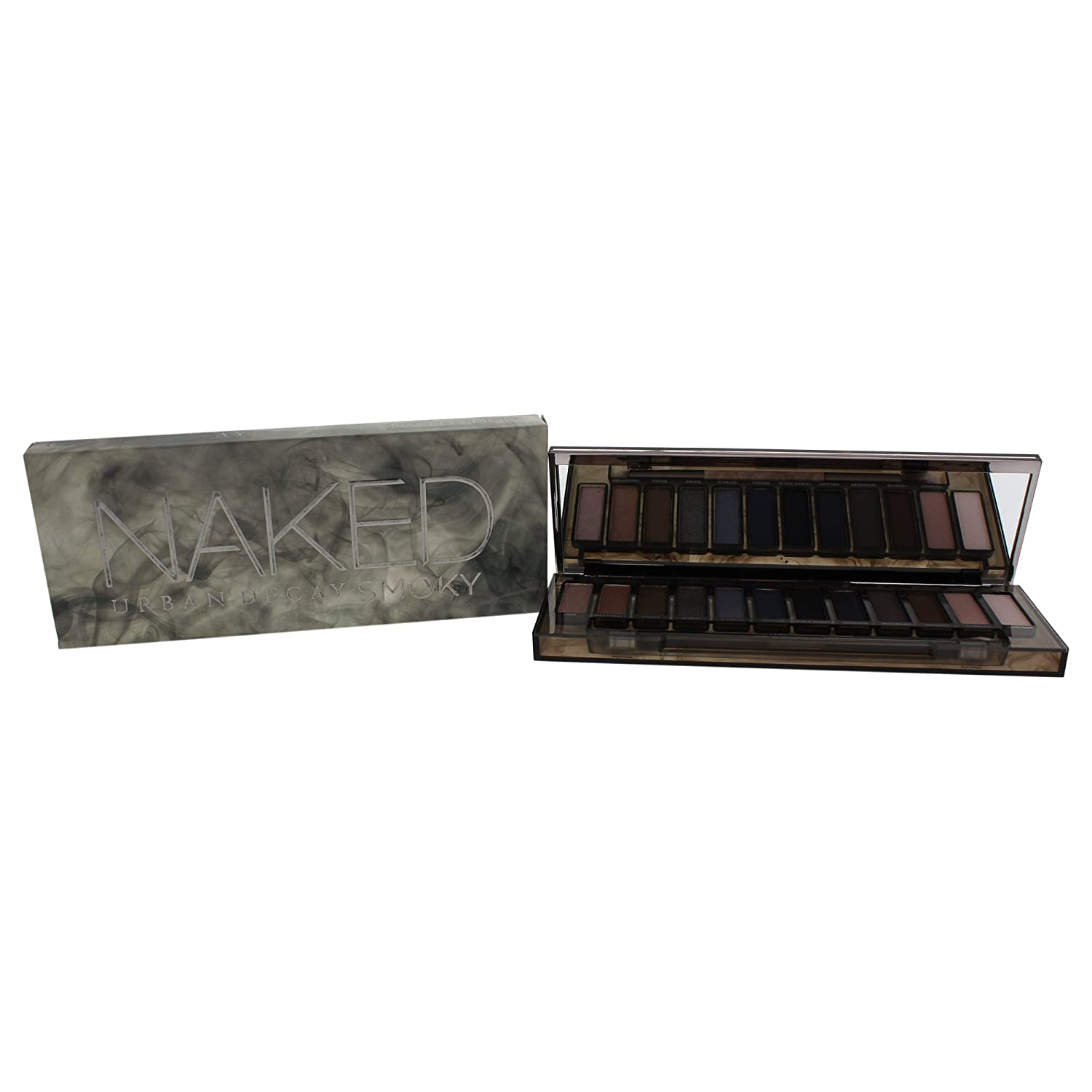 Urban Decay Naked Smoky - Estuche de regalo