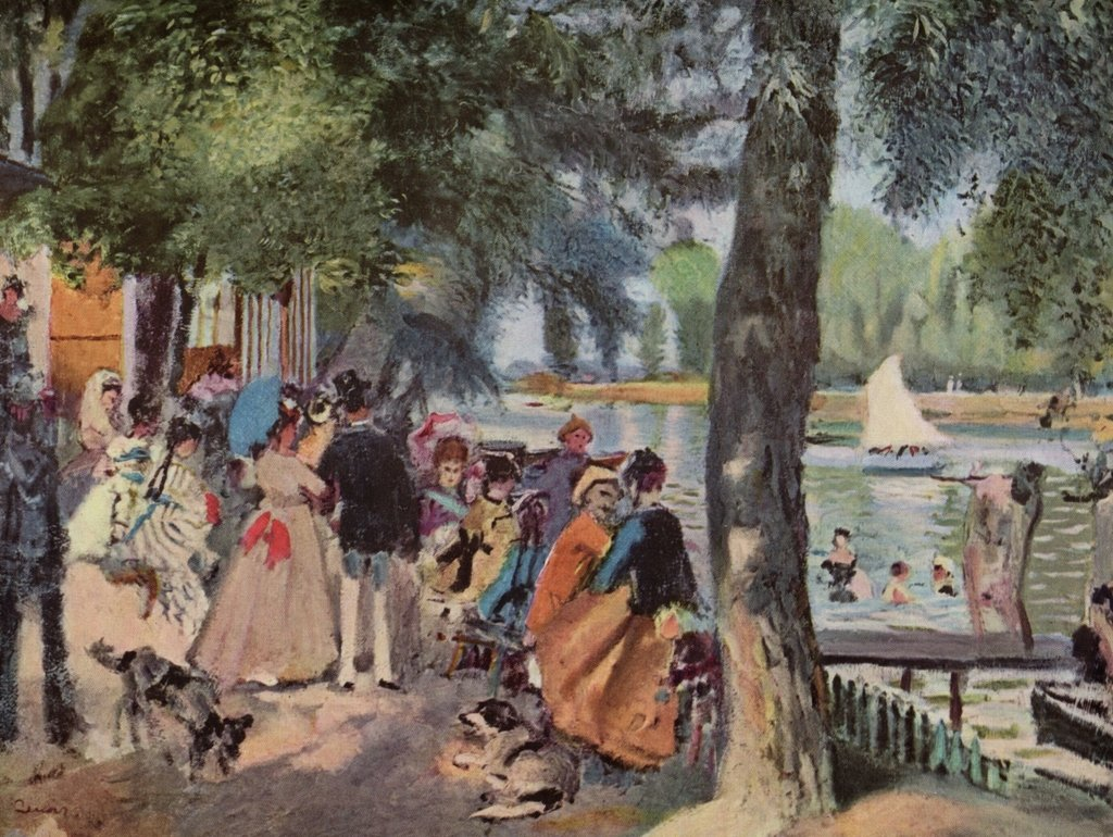Lais Puzzle Pierre-Auguste Pierre-Auguste Pierre-Auguste Renoir - La Grenouillère 2000 Teile 5280ef