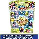 Superzings - Serie 3 - Blíster 10 figuras (1 figura dorada y 9 figuras regulares)