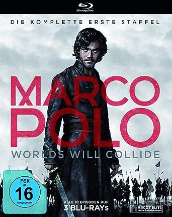 Marco Polo [Blu-ray, 3 Discs] [Alemania] [Blu-ray]: Amazon.es ...