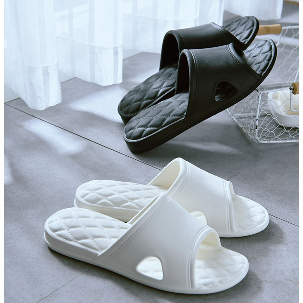 WILLIAM&KATE Women-Men Soft Slide Sandals Summer Bath Slippers Flat-Indoor Slipper by WILLIAM&KATE (Image #7)