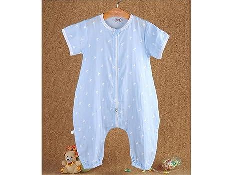 Mochila de bebé Bolsa de dormir de bebé de manga corta para bebés ...