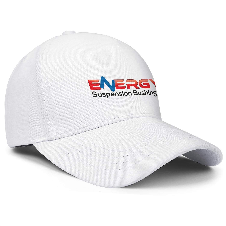Washing Trucker Cap Mens Women Youth Dad Hats COOLGOOD Energy-Suspension-Logo